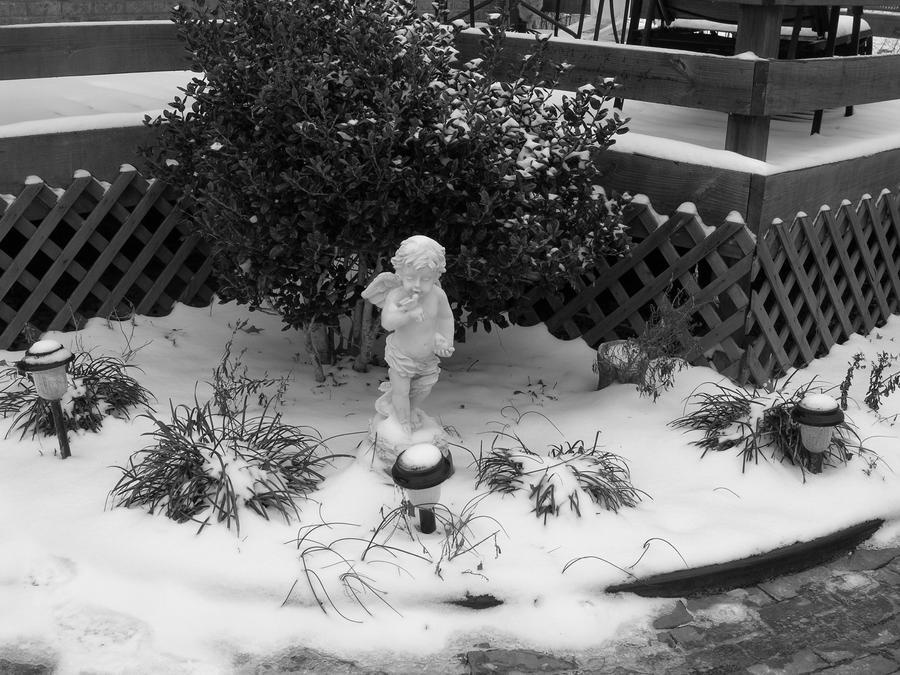 Snow Garden by chibi-mars