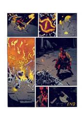 Hellboy page 4