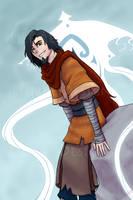First Avatar by lilfirebender