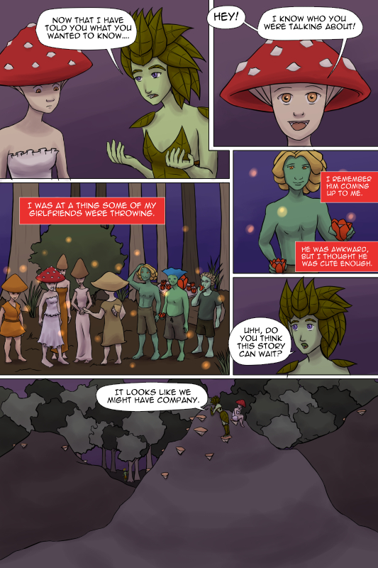 The Interactive Comic Page 09 by lilfirebender