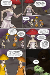 The Interactive Comic Page 17 by lilfirebender
