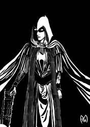 Steampunk Raven by MauricioEiji