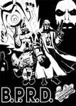 BPRD and Spongebob by MauricioEiji