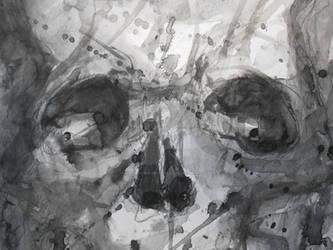death's march closeup