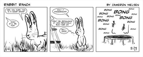 Rabbit Ranch No. 1 by CameronCN