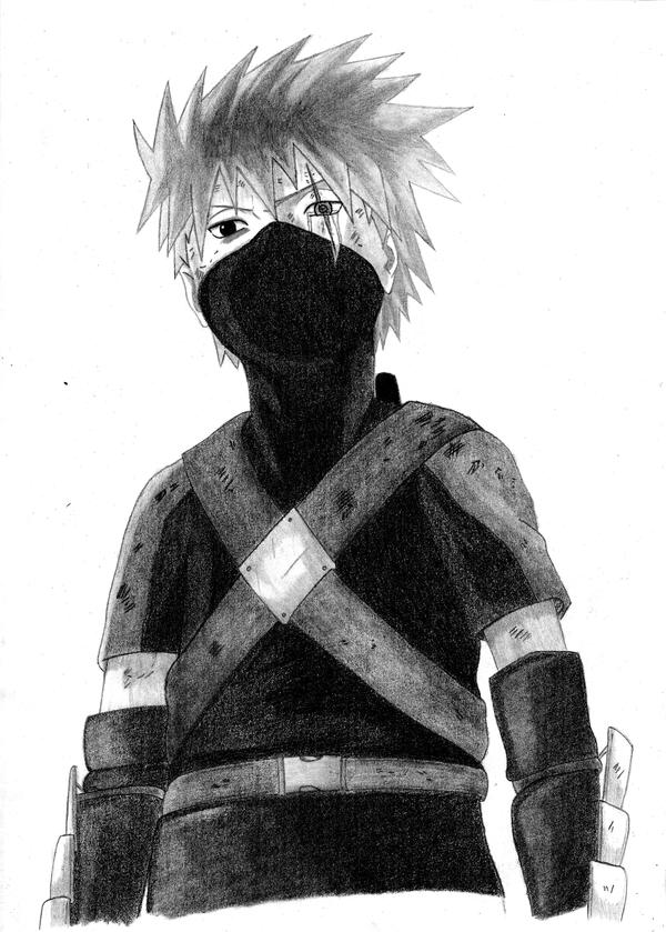Kid Kakashi by daniptx on DeviantArt