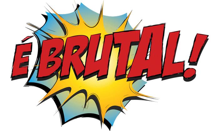 Logo--Brutal by daniptx