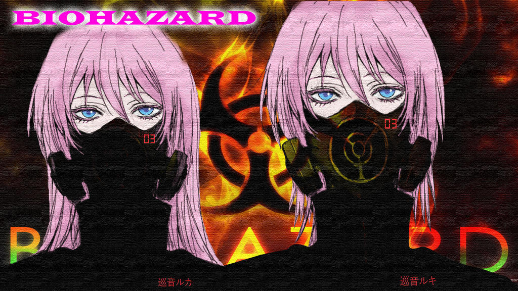 Biohazard by Lycd07