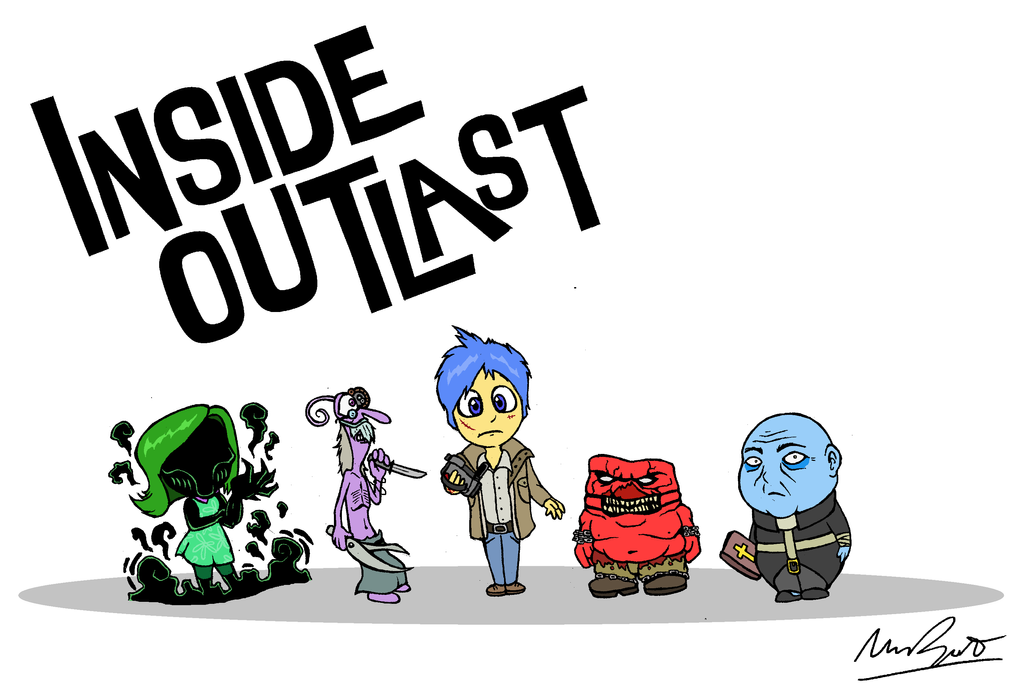 Inside Outlast by DrQArt