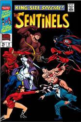 Sentinels colored