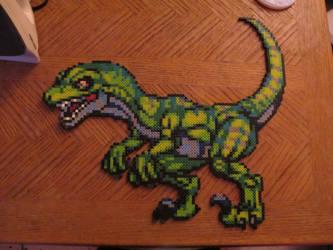 Raptor by SaturninePulchritude