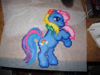 My Little Pony by SaturninePulchritude