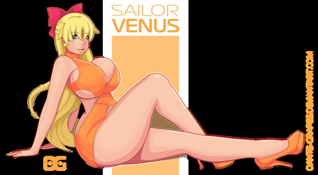Sailor Venus Part 2 by Dante-Grapes