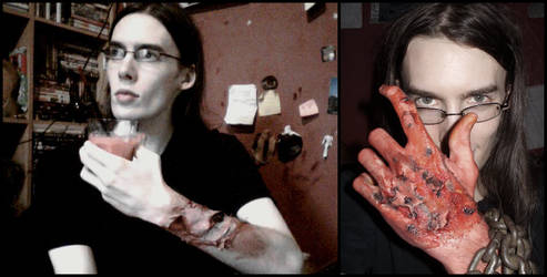 Gore Effects Practise - 2010