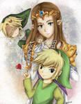 SSBB- To Princess Zelda