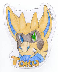 Badge: Toru