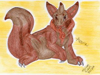Fumi Dragon: Acorn