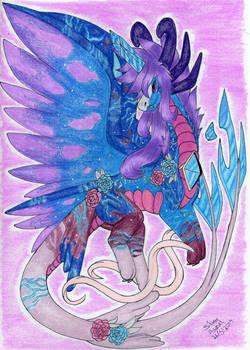 Art Trade: Aura-Serpents