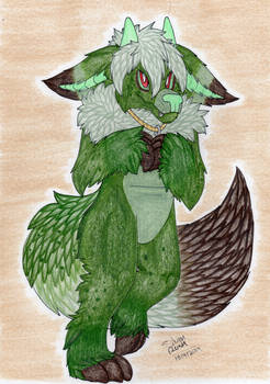Art Trade: PuppyMintMocha 2/5
