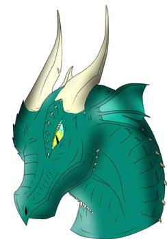 Dragon Headshot 1