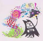 The Aquabats album progression