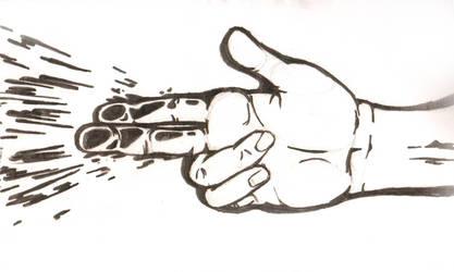 Hand gun by Teschke