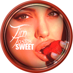 Tim Tastes Sweet button