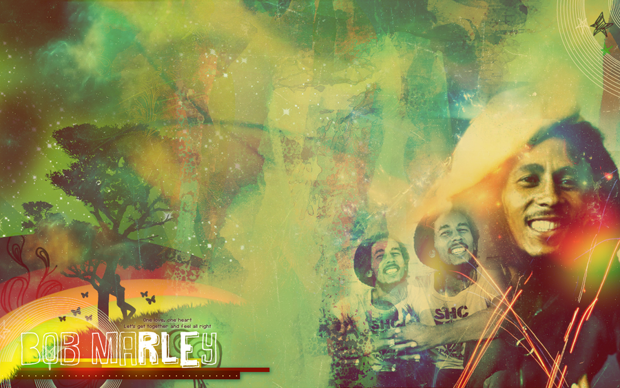 Bob Marley Wallpaper by ivy-branches ...