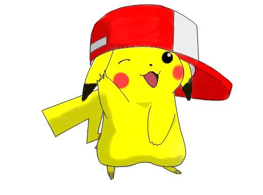 gangster pikachu -#main