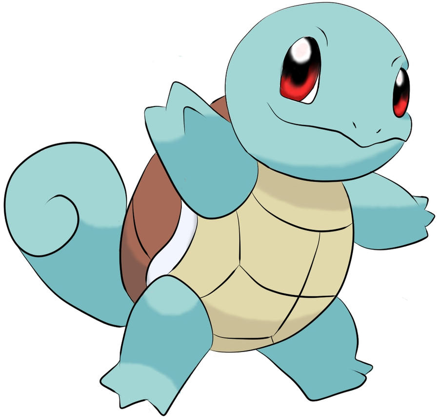 Squirtle by Maii1234 o...