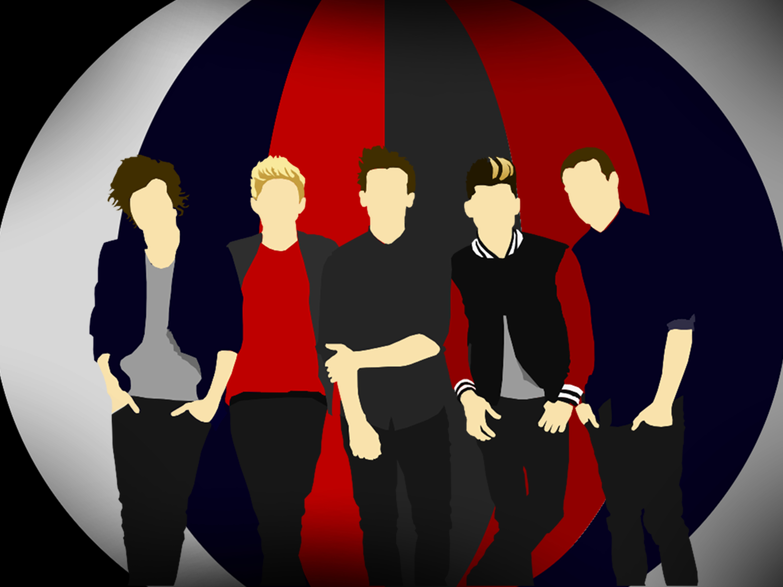 one direction wallpaper by maii1234 on deviantart