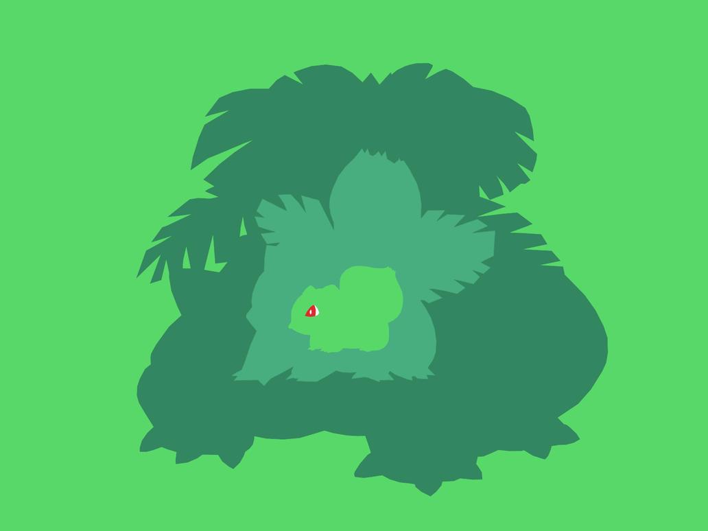bulbasaur evolution by maii1234 on deviantart