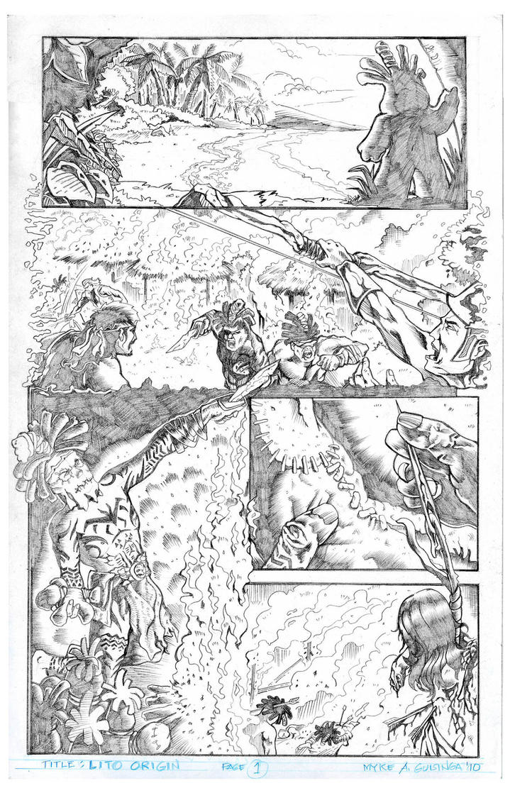 LITO Origin Page 1 by Mykemanila
