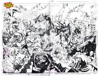 Advent Comics COSMOS #4 pg04-05 batch 2