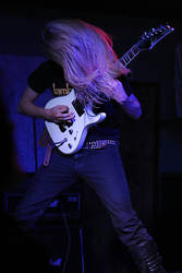 SA Metal Compilation Album Launch - Bass Player by DdBPhoto