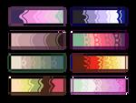More F2U Color Palettes