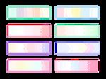 F2U Pastel Color Palettes