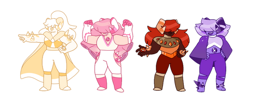 Semi-Corrupted Quartz Adopts *CLOSED* by Conspivacy