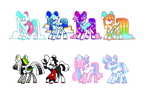 Discount Adopts *OPEN, TAKING POINTS*