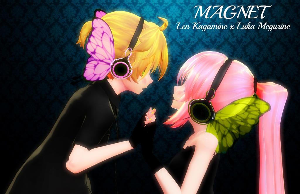 Magnet by RukaMeguri