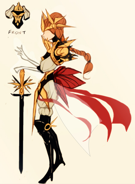 Royal Leona by RoseMariye