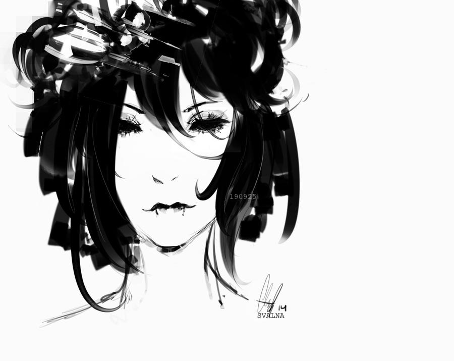 Lady by RoseMariye