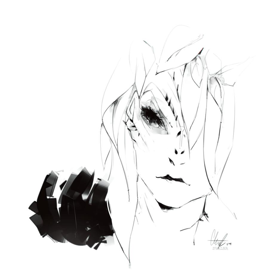 Sylvari by RoseMariye