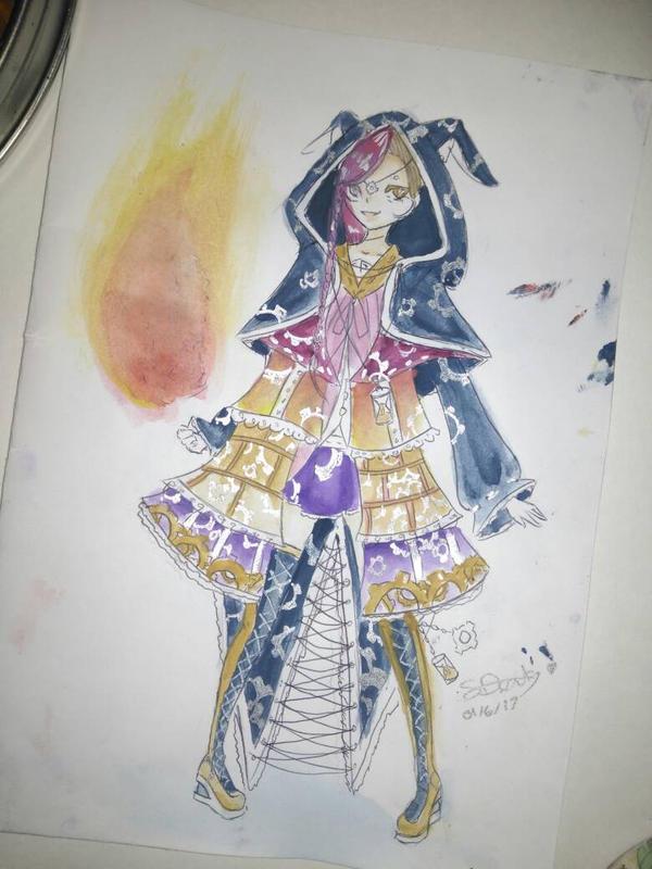 mechanical magic by ninjaswift2004