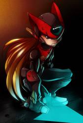 Megaman Zero by nancher