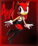 Angel the hedgehog