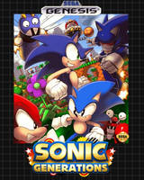 Sonic Generations by nancher