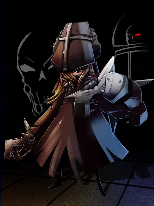 Iron maiden by nancher
