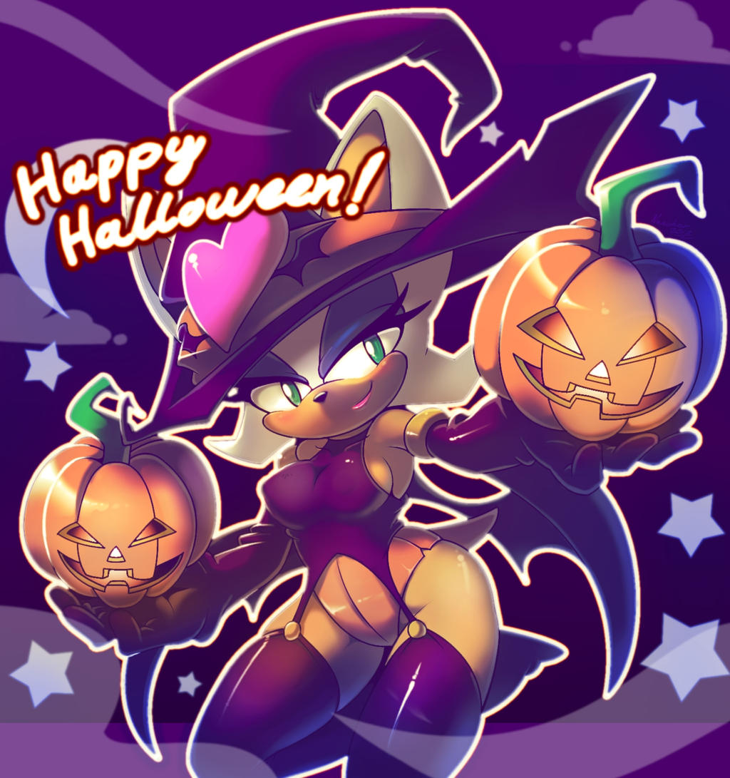 Happy Halloween +2012+ by nancher