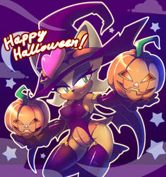 Happy Halloween +2012+ by nancher
